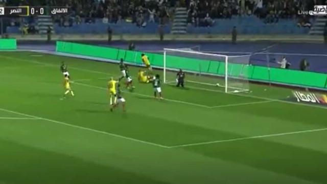 O golo que vale a Rui Vitória a liderança (provisória) na Arábia Saudita