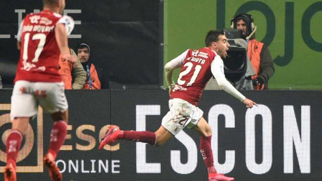 Sp. Braga derrota FC Porto e sagra-se campeão de inverno