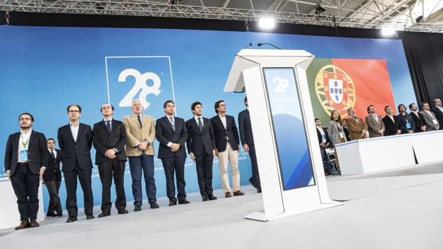 As imagens do Congresso que consagrou 'Chicão' à frente do CDS
