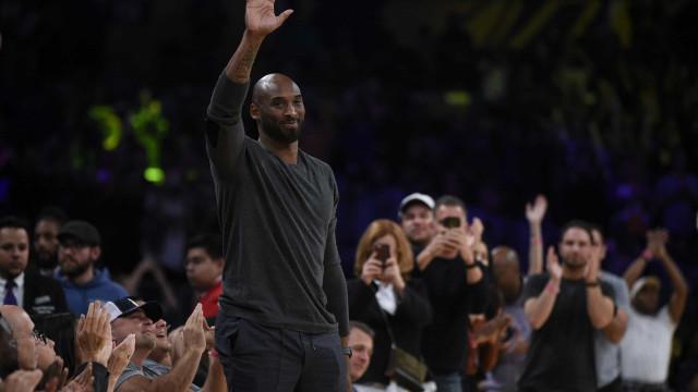 Revelado o áudio do pedido de assistência ao helicóptero de Kobe Bryant