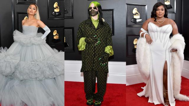 Grammy 2020: Veja os looks que desfilaram pela passadeira vermelha