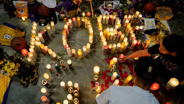 Cibernauta previu a morte de Kobe Bryant... em 2012
