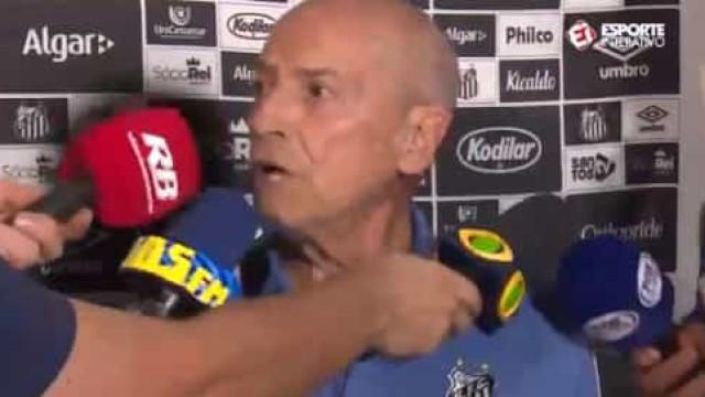 """Jesualdo farto de comparações com Sampaoli: """"Só tenho 15 dias, pá"""""""