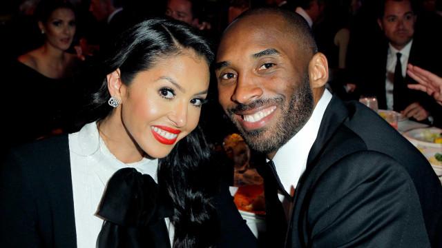 Kobe Bryant tinha um acordo com a mulher relativamente a helicópteros