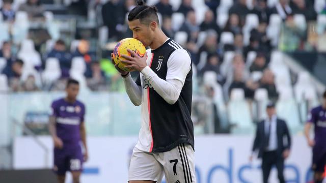 Ronaldo oferece cinco ventiladores ao serviço de saúde da Madeira