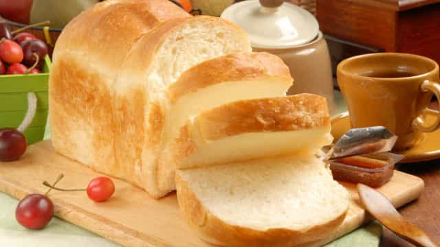 Comer pão — pão, pão, queijo, queijo?