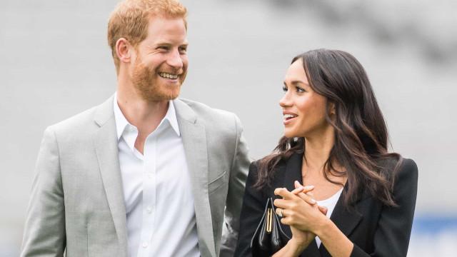 Príncipe Harry e Meghan Markle já têm data de 'regresso' a Inglaterra