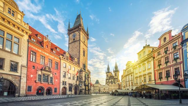 Praga é sempre uma boa ideia.
