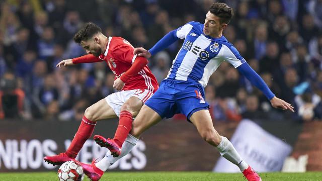 Benfica à frente de FC Porto na classificação? Eis a explicação