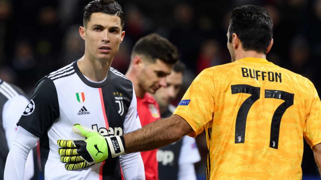 Surpresa monumental de Sarri: Ronaldo fora da lista de convocados