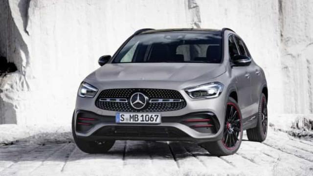Novo Mercedes-Benz GLA já tem preços para Portugal
