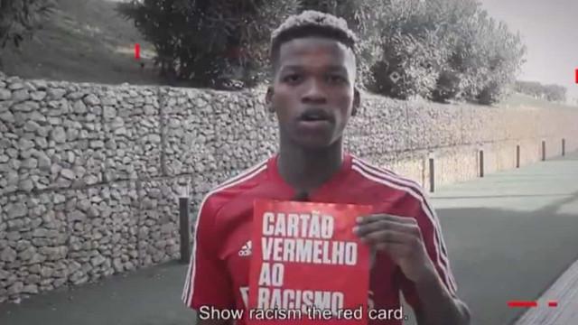 Benfica reage ao caso Marega com publicação de vídeo contra o racismo