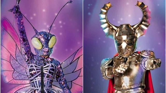 Afinal eram eles! Revelados dois novos famosos em 'A Máscara'