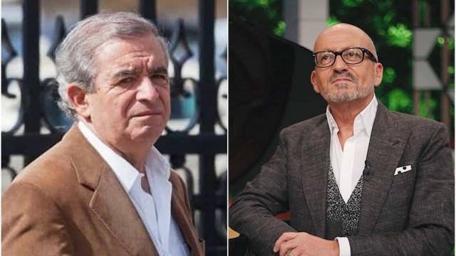 """Goucha sobre Tozé Martinho: """"Não o tratámos bem. Ele estava triste"""""""