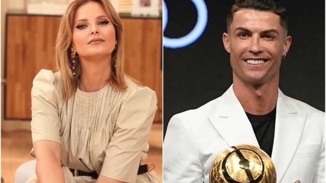 Nova conquista! Cristina Ferreira consegue (finalmente) ganhar a Ronaldo