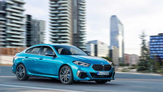 BMW escolheu... Lisboa para apresentar o novo Série 2 Gran Coupé