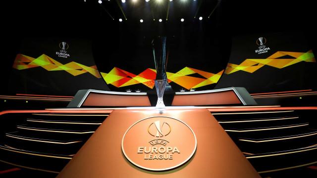 Já é conhecido o sorteio dos quartos-de-final da Liga Europa