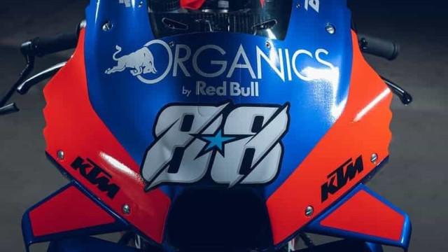 Oficial: Miguel Oliveira tem nova moto (com nova cor) para o MotoGP