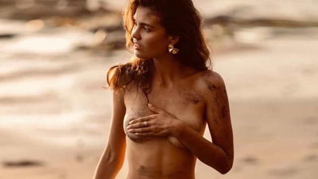 Fotogaleria: Marina Yarosh é uma das maravilhas de Bali