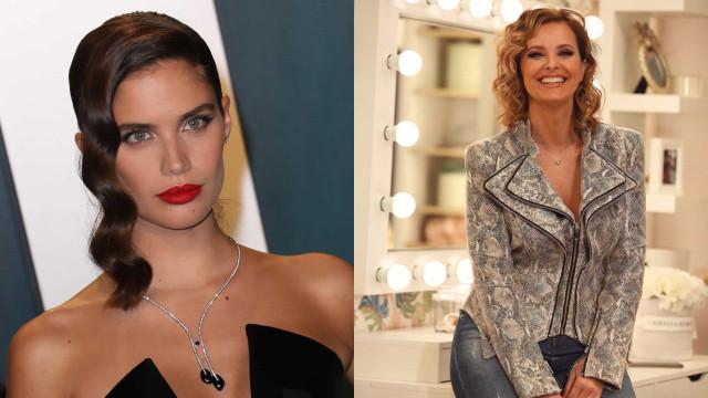"""Sara Sampaio critica Cristina Ferreira: """"Vergonha alheia"""""""