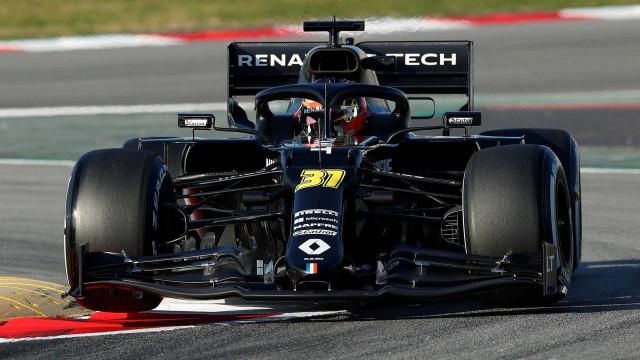 Aí estão eles! Todos os monolugares da F1 já estiveram em pista