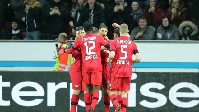 Dragão confirma tendência negativa e sai derrotado de Leverkusen