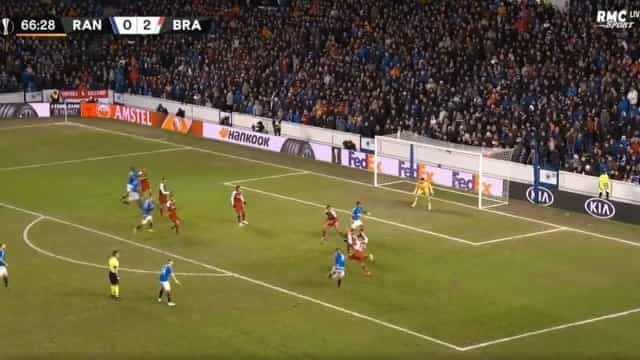 Hagi aponta golo repleto de classe frente ao Sp. Braga