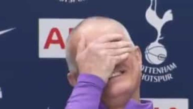 Onda de lesões faz Mourinho chorar... de tanto rir (literalmente)
