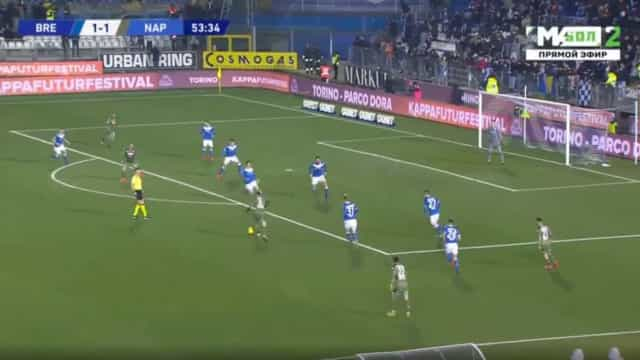 Golaço de Fabián Ruiz carimbou reviravolta do Napoli