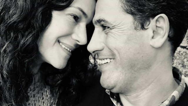 Dias de romance. Paula Neves celebra aniversário de casamento no Alentejo
