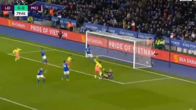 O golo de Gabriel Jesus que evitou novo deslize do City no campeonato