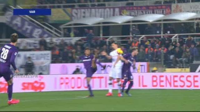 Ibrahimovic assinou golo repleto de classe que o VAR acabou por anular