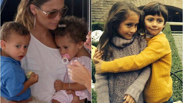 Filhos de Jennifer Lopez fazem 12 anos. Veja como cresceram os gémeos