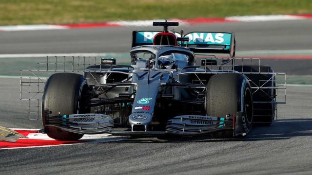 Sabe para que servem as grelhas montadas em carros de F1?