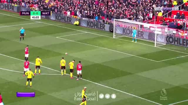 Bruno Fernandes estreia-se a marcar pelo Manchester United