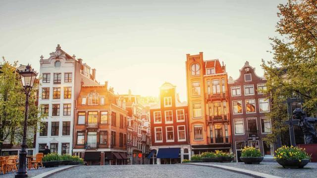 Amesterdão é uma cidade única!