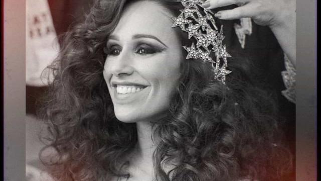 De estilo romântico a rock star: O 2.º look de Rita Pereira no 'Dança'
