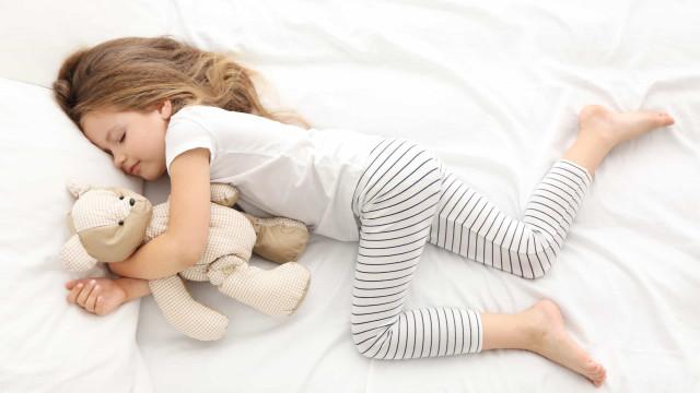 55 maneiras de ajudar os seus filhos a dormir
