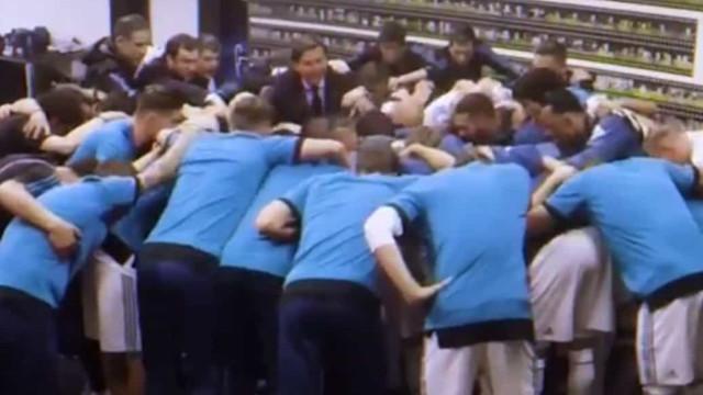 É de arrepiar este vídeo motivacional do Real Madrid para a Champions