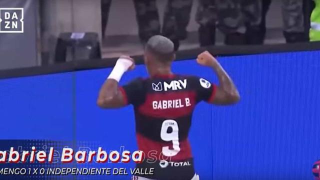 Os golos que selaram mais uma conquista para o Flamengo de Jesus