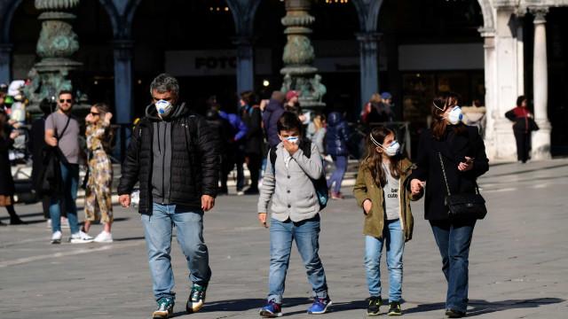 AO MINUTO: Dois portugueses infetados com coronavírus no Japão