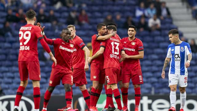 Auf Wiedersehen, Europa. FC Porto cai com estrondo no Dragão