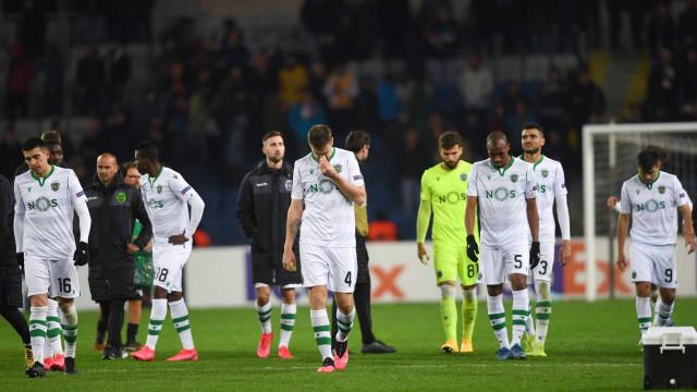 Benfica, FC Porto e Sporting: Os rostos da desilusão portuguesa na Europa