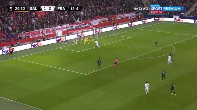 O cabeceamento imparável de André Silva na Áustria