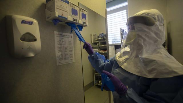 Número de infetados em Portugal sobe para os 8.251. Há 187 mortes
