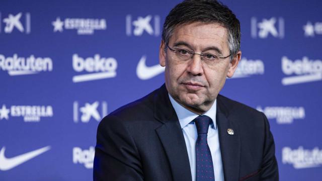 'Barçagate': Josep Maria Bartomeu, ex-presidente do Barcelona, detido