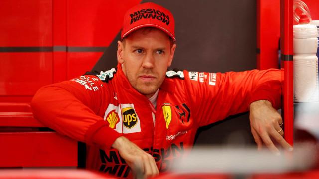 Vettel é hipótese, mas Mercedes tem outra opção em cima da mesa