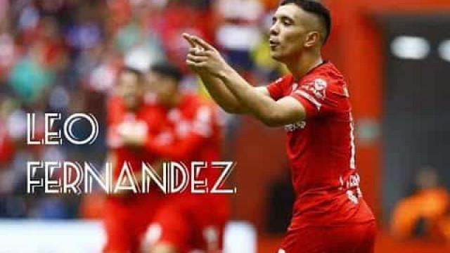 Vídeo: Assim joga Leo Fernández, jogador associado ao Benfica