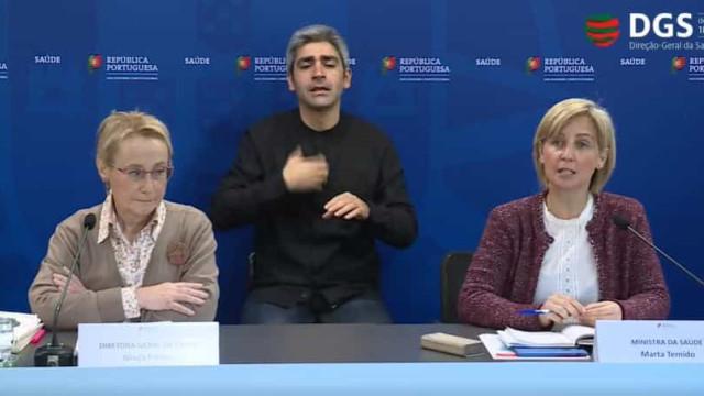 """Pandemia? Ministra da Saúde afirma que Portugal está na """"terceira fase"""""""