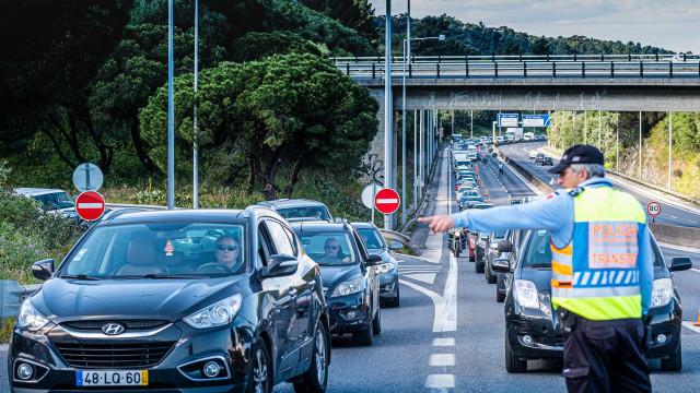 """Operação na Ponte. PSP """"tem legitimidade"""" para restringir circulação"""